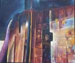 Obras de arte: America : Perú : Cusco : cusco_ciudad : Arquitectuta nocturna