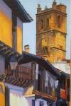 Obras de arte: Europa : España : Castilla_y_León_Burgos : Miranda_de_Ebro : Garganta la Olla ( Cáceres)