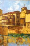 Obras de arte: Europa : España : Castilla_y_León_Burgos : Miranda_de_Ebro : Río Ebro ( Miranda de ebro)