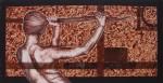 Obras de arte: America : México : Jalisco : Guadalajara : Extirpacion de una efigie