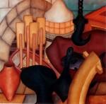 Obras de arte: Europa : España : Catalunya_Tarragona : Tarragona_Ciudad : Santoña