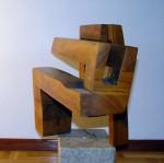 Obras de arte: Europa : España : Principado_de_Asturias : Aviles : escultura 0010