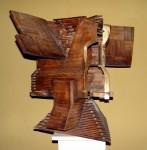 Obras de arte: Europa : España : Principado_de_Asturias : Aviles : escultura 0032