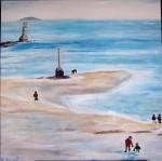 Obras de arte: Europa : España : Catalunya_Barcelona : BCN : Mar de plata