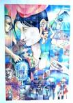 Obras de arte: America : Guatemala : Guatemala-region : Guatemala-ciudad : Espíritu de Atitlán