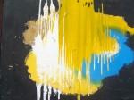 Obras de arte: America : Argentina : Buenos_Aires : Caballito : el que trama su trama