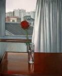 Obras de arte: Europa : España : Galicia_La_Coruña : Coruna : Rosa roja