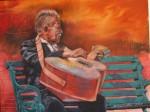 Obras de arte: America : México : Baja_California_Sur : lapaz : Tocando Espero