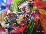 Obras de arte: America : México : Baja_California_Sur : lapaz : Don Pantaleón