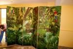 Obras de arte: America : México : Baja_California_Sur : lapaz : Selva húmeda