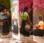 Obras de arte: America : México : Baja_California_Sur : lapaz : Cuatro  Marías