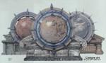 Obras de arte: Europa : España : Catalunya_Barcelona : BCN : Astres IV