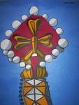 Obras de arte: Europa : España : Catalunya_Tarragona : Cambrils : Torre II Sagrada Familia