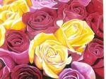 Obras de arte: Europa : España : Catalunya_Barcelona : Terrassa : Rosas