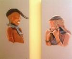 Obras de arte: Europa : España : Catalunya_Barcelona : Terrassa : Risas