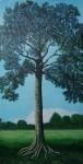 Obras de arte: America : Panamá : Panama-region : BellaVista : Conversacion en la ceiba