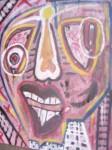 Obras de arte: America : Argentina : Buenos_Aires : Caballito : el sacado