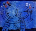 Obras de arte: America : México : Mexico_Distrito-Federal : Coyoacan : PINTANDO CARACOLES