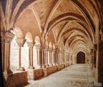 Obras de arte: Europa : España : Madrid : alcala_de_henares : Monasterio de Santa María (Valbuena de Duero)
