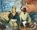 Obras de arte: America : Uruguay : Rivera : rivera_ciudad : blanco y negro