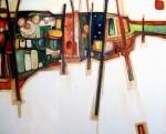 Obras de arte: Europa : España : Catalunya_Girona : La_Escala : TE VERDE
