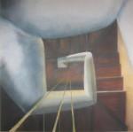 Obras de arte: Europa : España : Andalucía_Málaga : malaga : Escalera de campanario