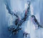 Obras de arte: America : Argentina : Buenos_Aires : boulogne : Volar sin miedo