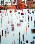 Obras de arte: Europa : España : Catalunya_Girona : La_Escala : MARTES POR LA TARDE EN EL PARQUE