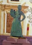 Obras de arte: Europa : España : Castilla_y_León_Burgos : Miranda_de_Ebro : Aguadora