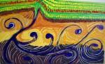 Obras de arte: Europa : España : Catalunya_Tarragona : Reus : HORMIGUERO VACIO.LOCURA Y CALMA (Formiguer buit.Bogeria y calma)