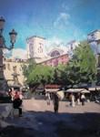 Obras de arte: Europa : España : Andalucía_Jaén : jaen : PLAZA BIRRAMBLA