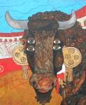 Obras de arte: Europa : España : Andalucía_Málaga : Málaga_ciudad : Un Señor Toro