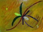 Obras de arte: Europa : España : Catalunya_Barcelona : Barcelona : flor espacial nº 21