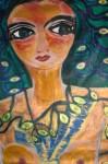 Obras de arte: America : Argentina : Buenos_Aires : Capital_Federal : Mujer de ojos