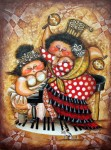 Obras de arte: America : Cuba : Ciudad_de_La_Habana : San_Miguel_del_Padrón : Fusión.