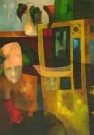 Obras de arte: America : Argentina : Buenos_Aires : Capital_Federal : Dos Personajes