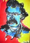 Obras de arte: Europa : España : Madrid : alcala_de_henares : Nietzsche