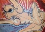 Obras de arte: Europa : España : Galicia_Pontevedra : vigo : El Deshombre....