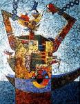 Obras de arte: America : Bolivia : Cochabamba : Cochabamba_ciudad : El precio por defender la libertad