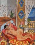 Obras de arte: Europa : España : Valencia : moncada : desnudo
