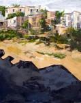 Obras de arte: Europa : España : Valencia : moncada : paisaje