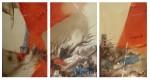 Obras de arte: America : Chile : Region_Metropolitana-Santiago : Las_Condes : triptico