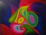 Obras de arte: America : Colombia : Santander_colombia : Bucaramanga : Fantasías Alegóricas 7