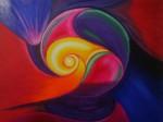 Obras de arte: America : Colombia : Santander_colombia : Bucaramanga : Fantasías Alegóricas 8