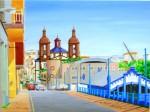 Obras de arte: Europa : España : Galicia_La_Coruña : FERROL : Mercado de A Magdalena