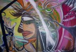Obras de arte: Europa : España : Galicia_Pontevedra : vigo : El indio
