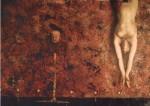 Obras de arte: America : Colombia : Amazonas_colombia : Leticia : Que Dios te salve Maria. 1