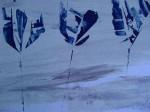 Obras de arte: Europa : España : Andalucía_Jaén : Jaen_ciudad : Polen azul