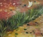 Obras de arte: Europa : España : Castilla_la_Mancha_Guadalajara : Moranchel : Briznas de hierba