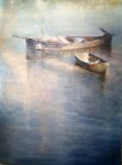 Obras de arte: Europa : España : Andalucía_Sevilla : Puebla_del_Río : Barcas II
